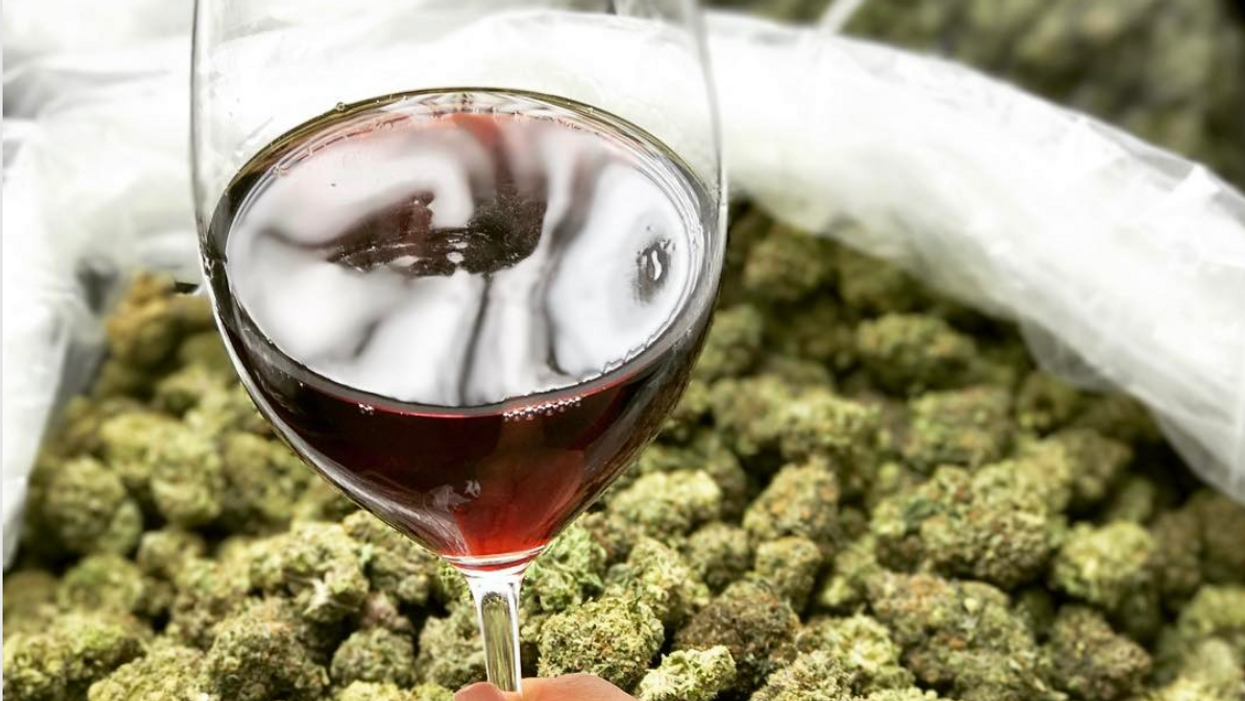Canadians Smoke Weed As Much As They Drink Wine