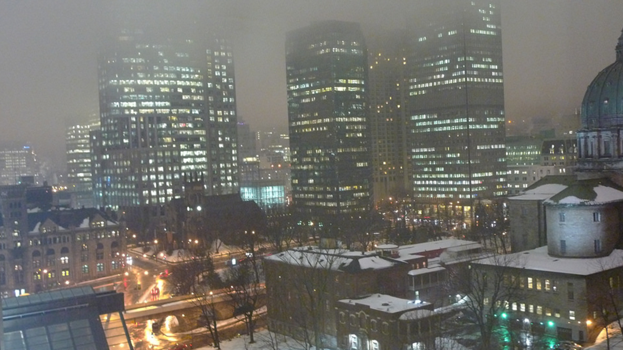 Montreal Has Survived The Coldest Winter Streak In 146 years