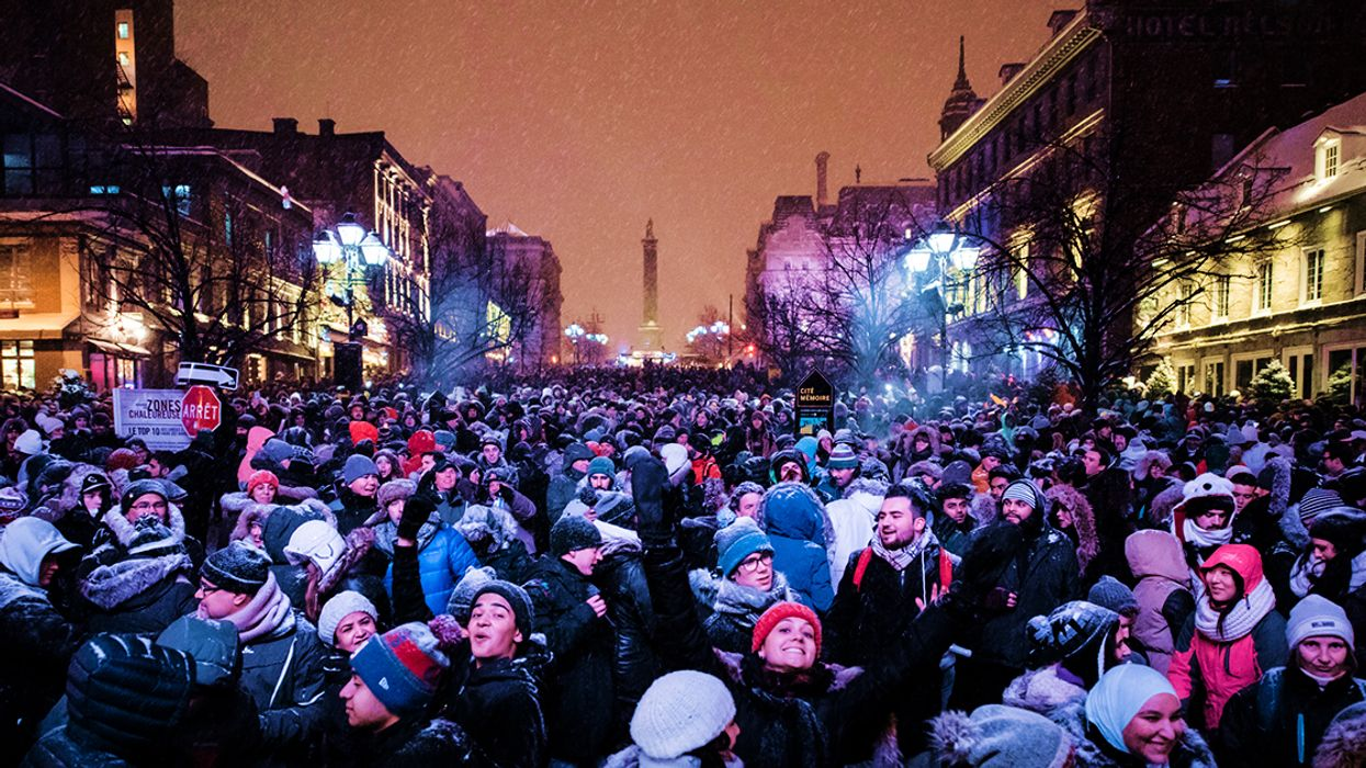 What's Open & What's Closed On New Years Day 2018 In Montreal