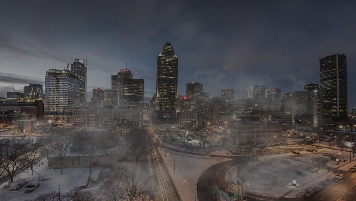 Extreme Cold Warning: It's Going To Be -42°C In Montreal