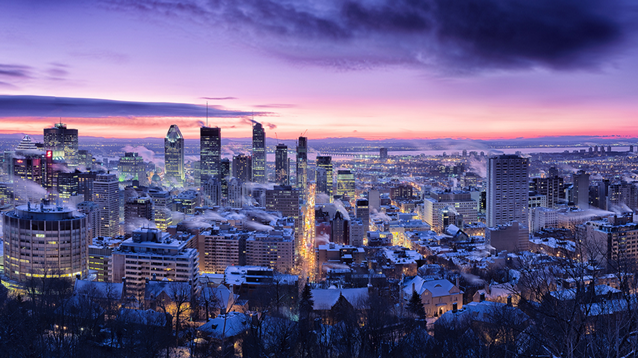 Montreal To Be Hit By Extreme Cold Weather