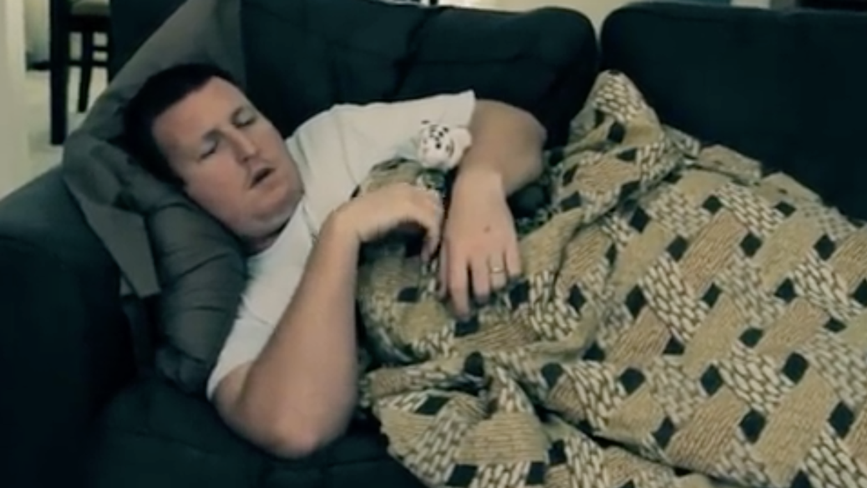 It's Official: Scientists Confirm That Man Flu Is Real