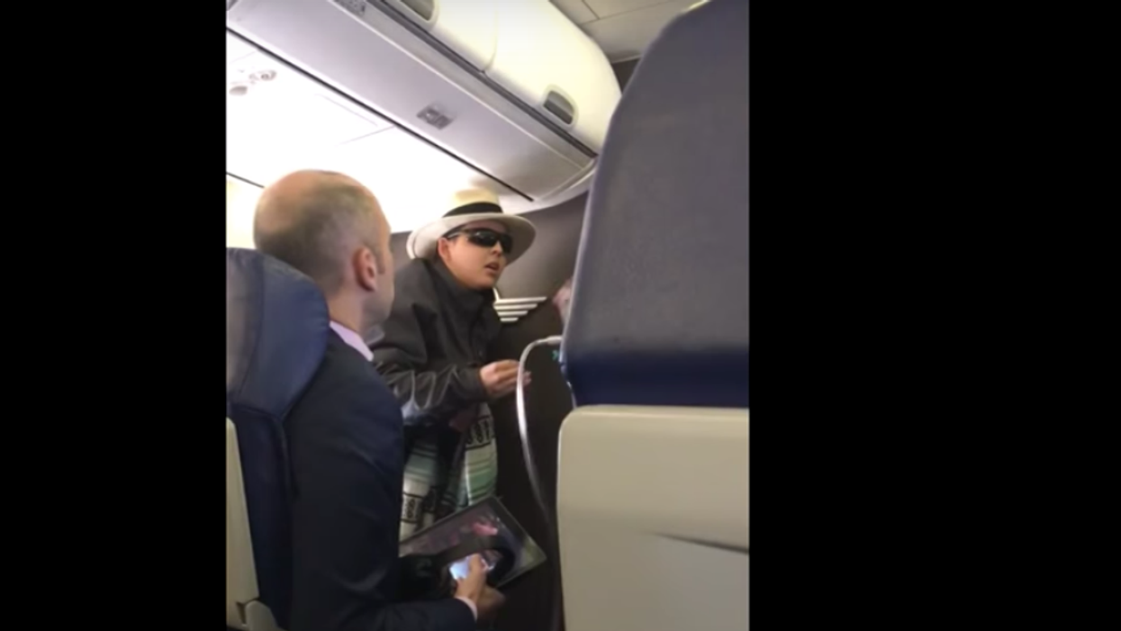 Passenger Arrested For Threatening To Kill Everyone On The Plane