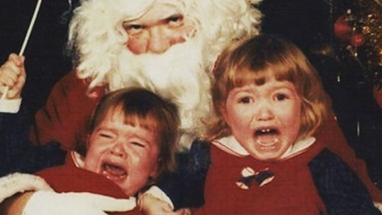 Montreal Mall Santa Claus Fired For Scaring Children