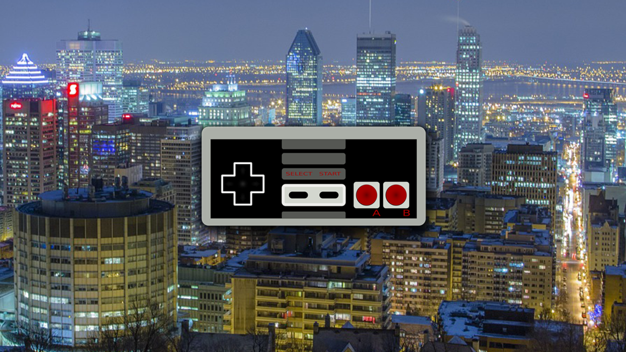 Montreal Researchers Find That Playing Video Games Make You Smarter