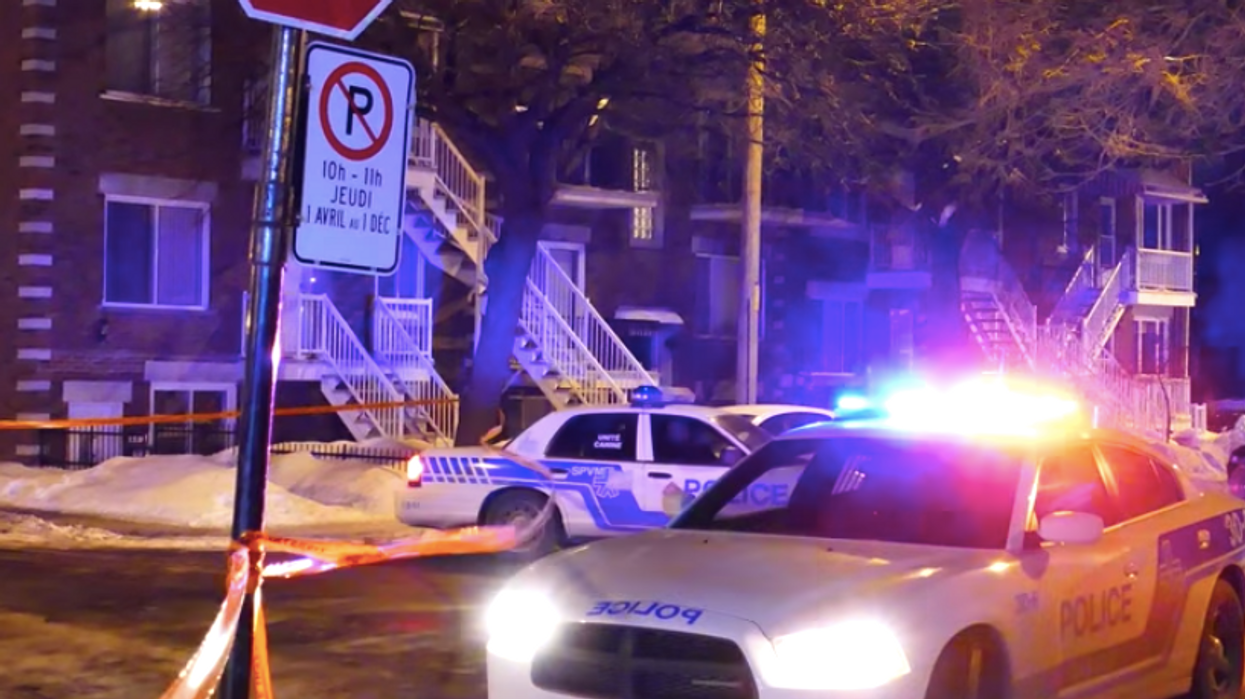 Two Quebec Men Screwed Up Their Murder-Suicide Pact
