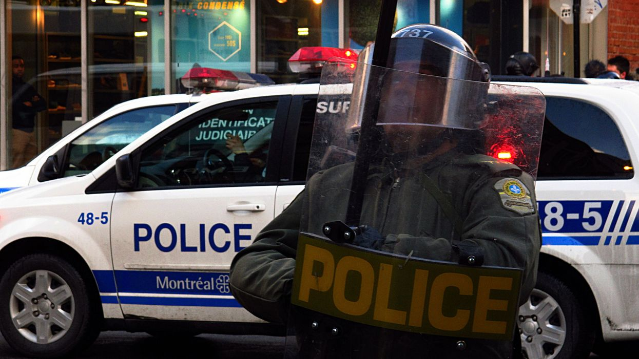Suspicious Package In Downtown Montreal: Here's What Actually Happened
