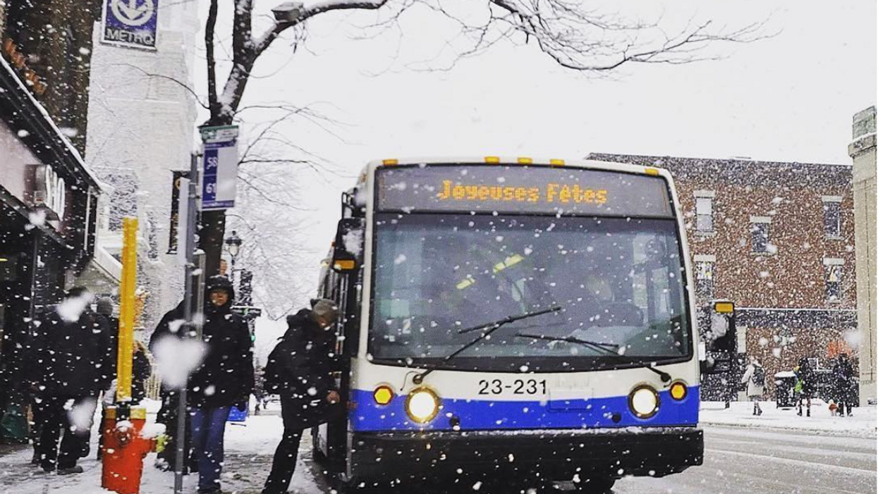 """The STM's """"Real-Time Bus Tracking App"""" Is The Best Thing The STM Has Ever Done"""