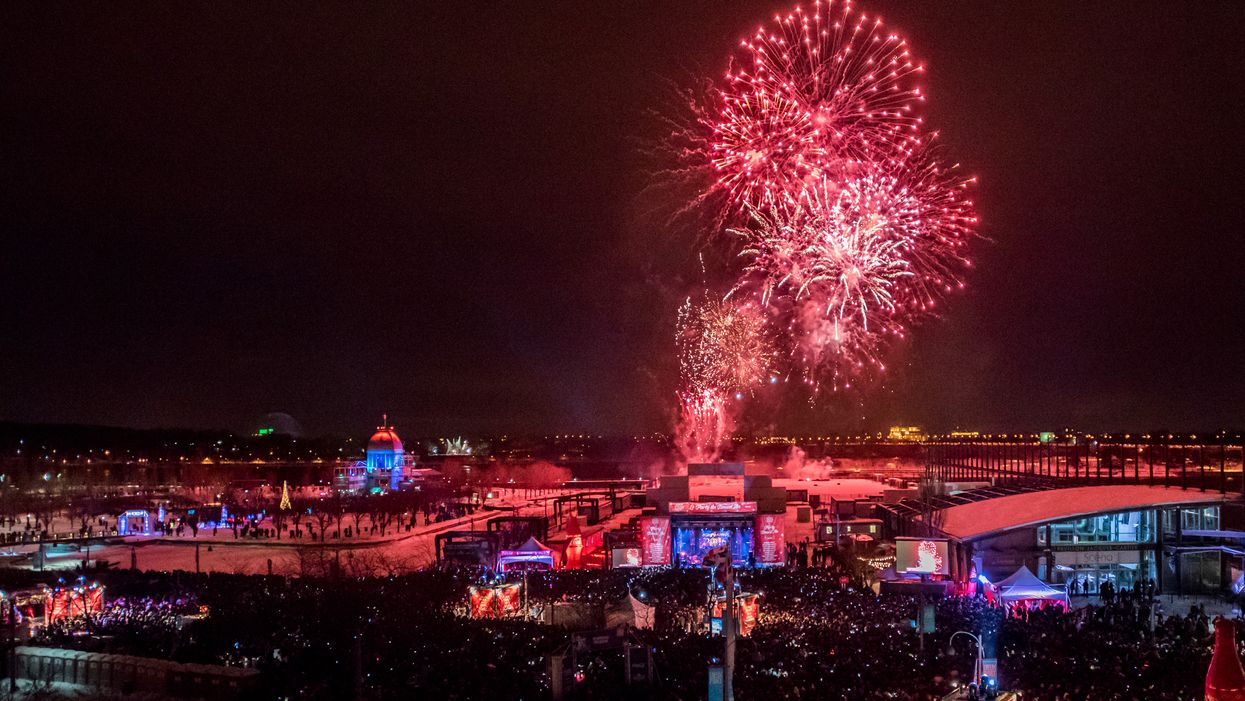 Free Events Happening In Montreal's Old Port During The Holidays