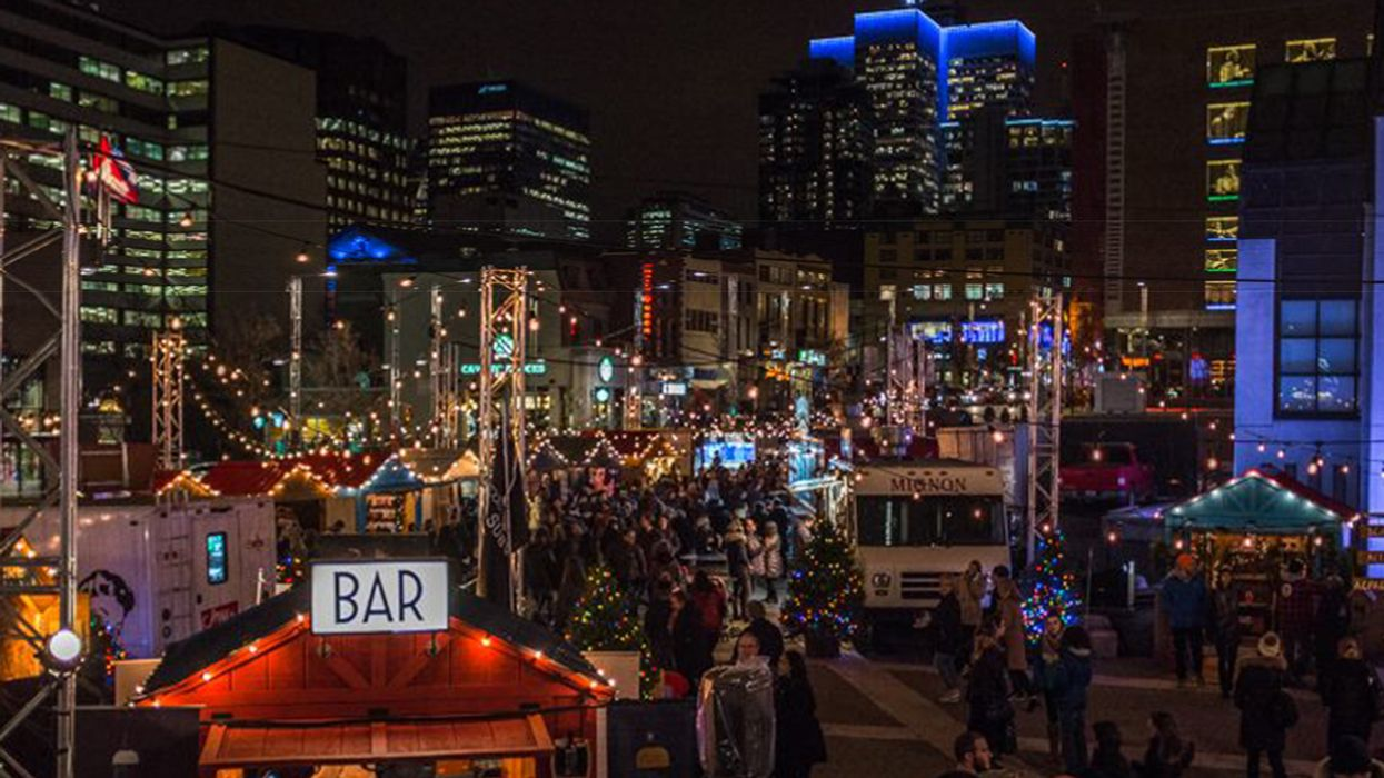 Downtown Montreal's Christmas Market Is The Most Magical Place In The City (Photos)
