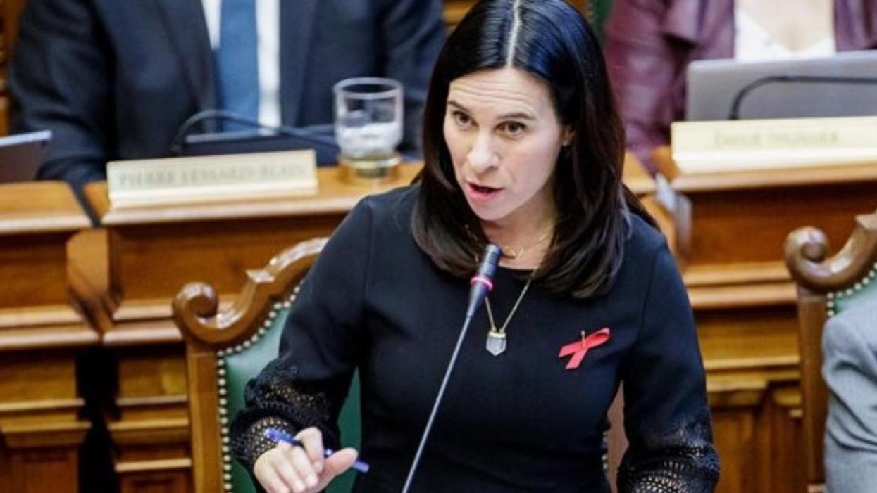 Valérie Plante Wants Montreal To Make Money Off Of Marijuana