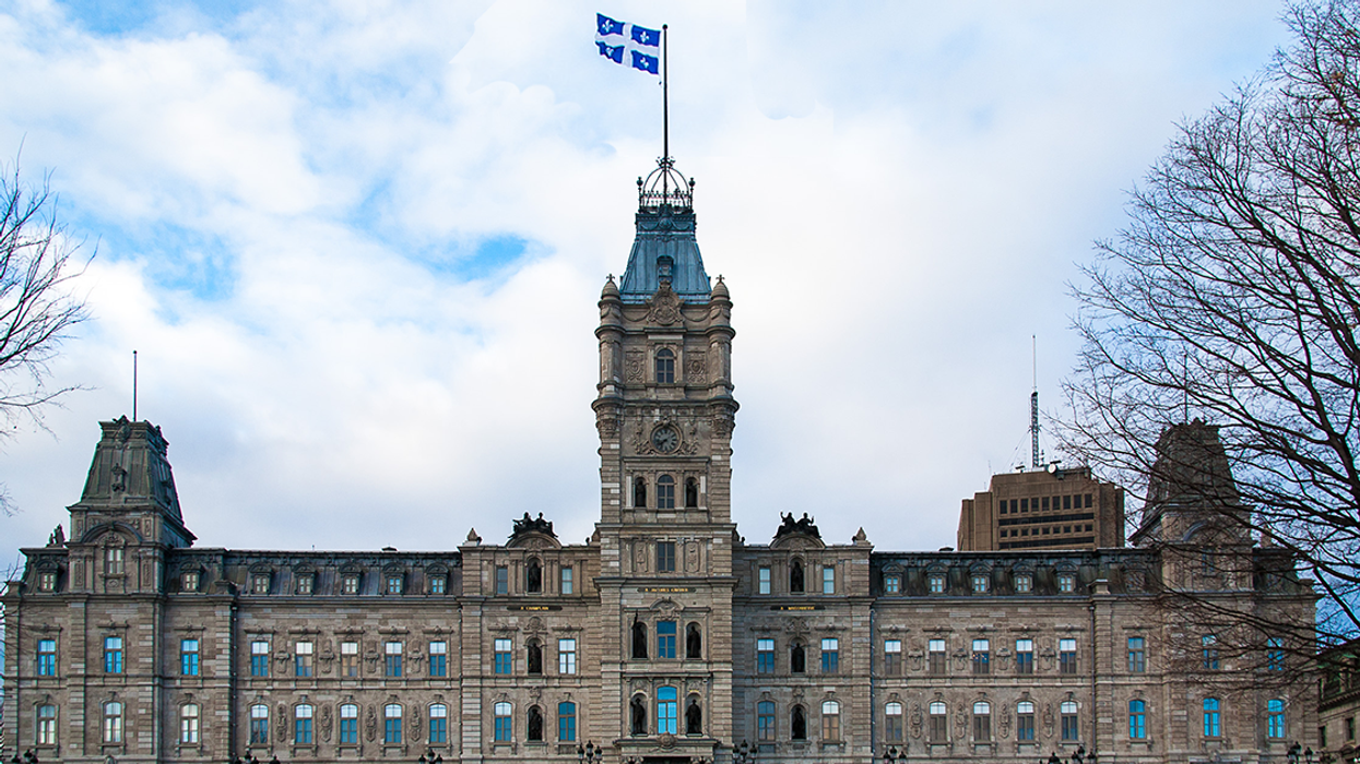 """Quebec Politician Apologises For Using """"N-Word"""""""