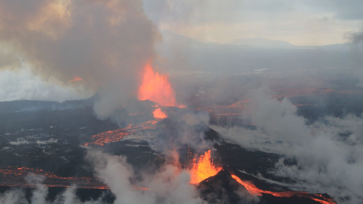 Apocalyptic Super Volcanic Eruptions Are In Store For Our Planet