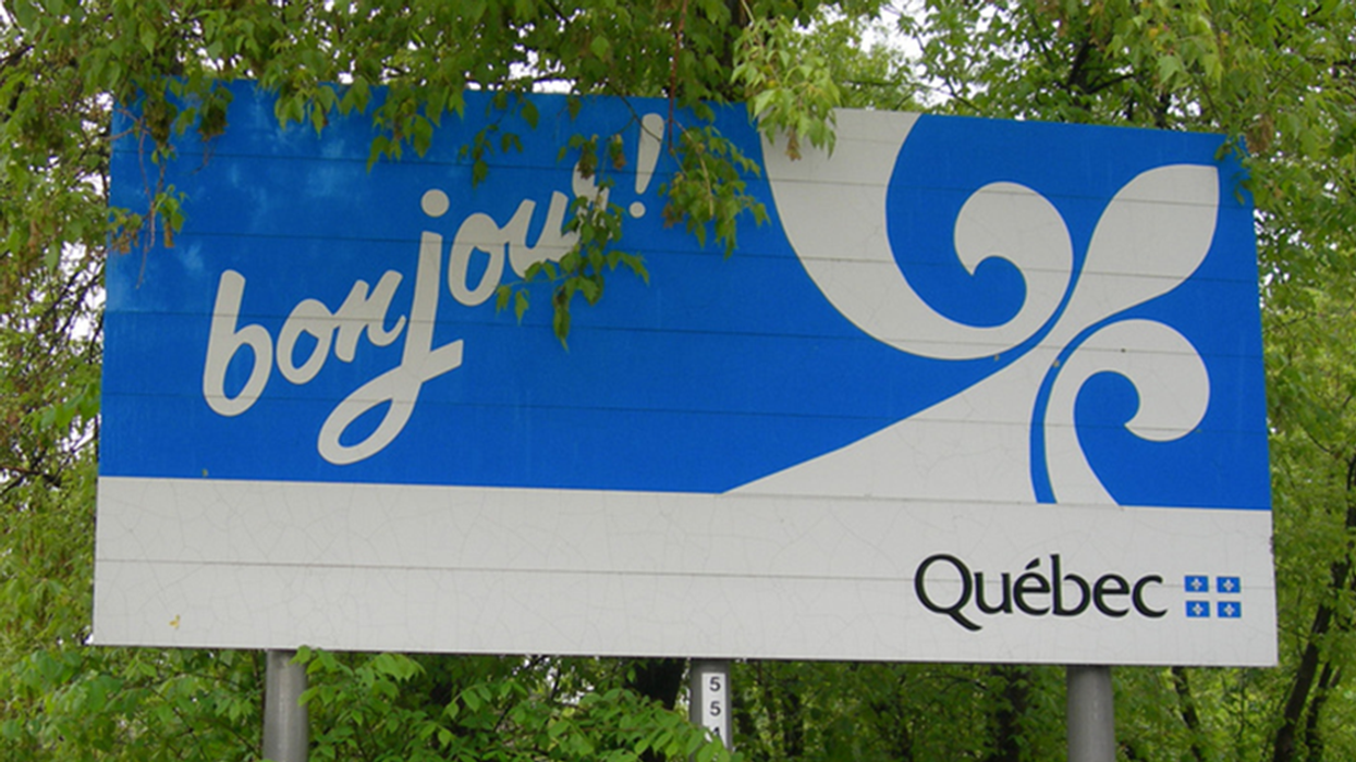 """Quebec's Anglophone Minister Says """"Bonjour-Hi"""" Ban Is A Good Thing"""