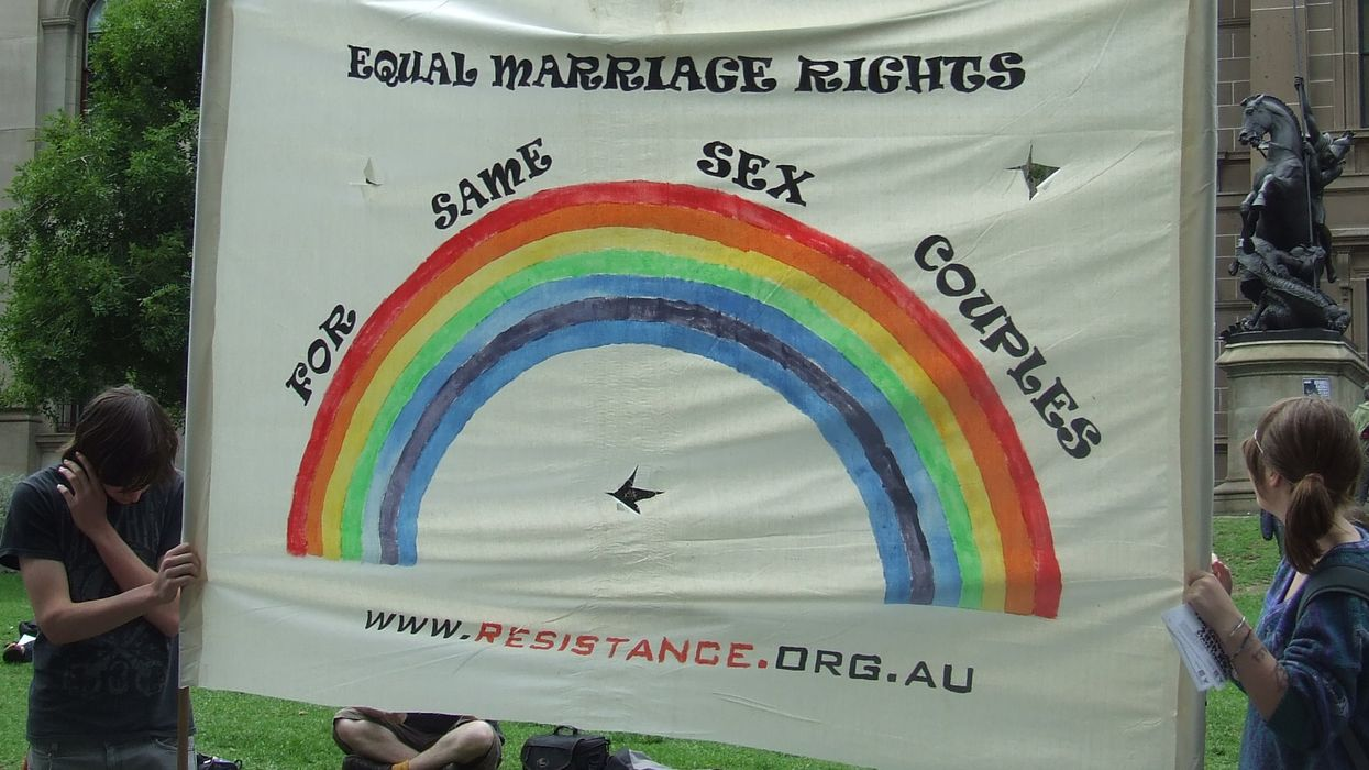Australia Just Legalized Gay Marriage