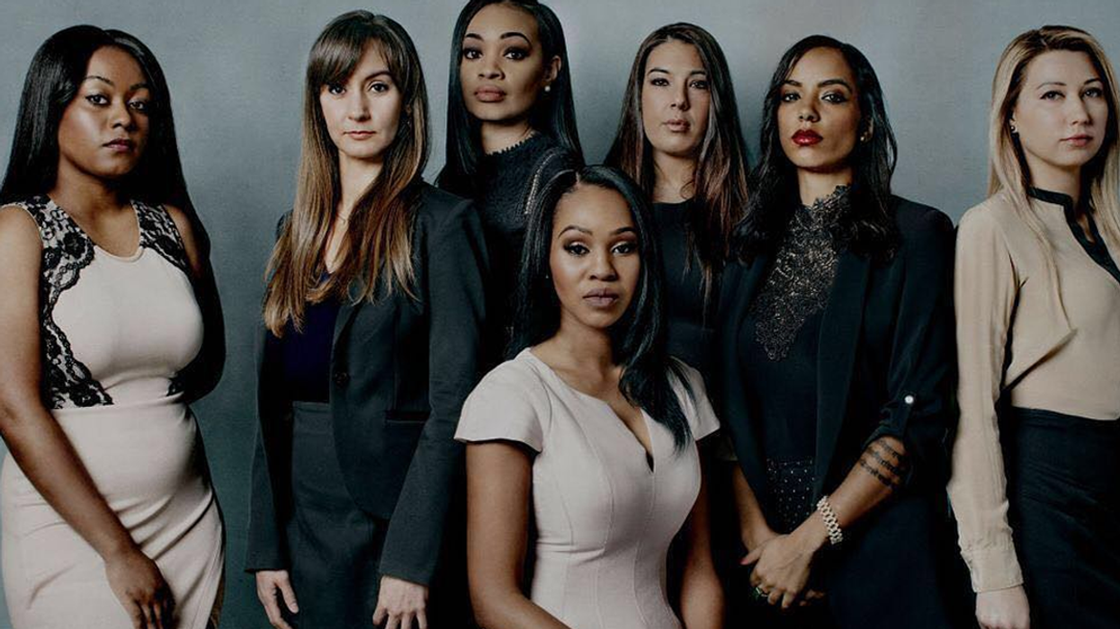 The Silence Breakers Are Time Magazine's Person Of The Year