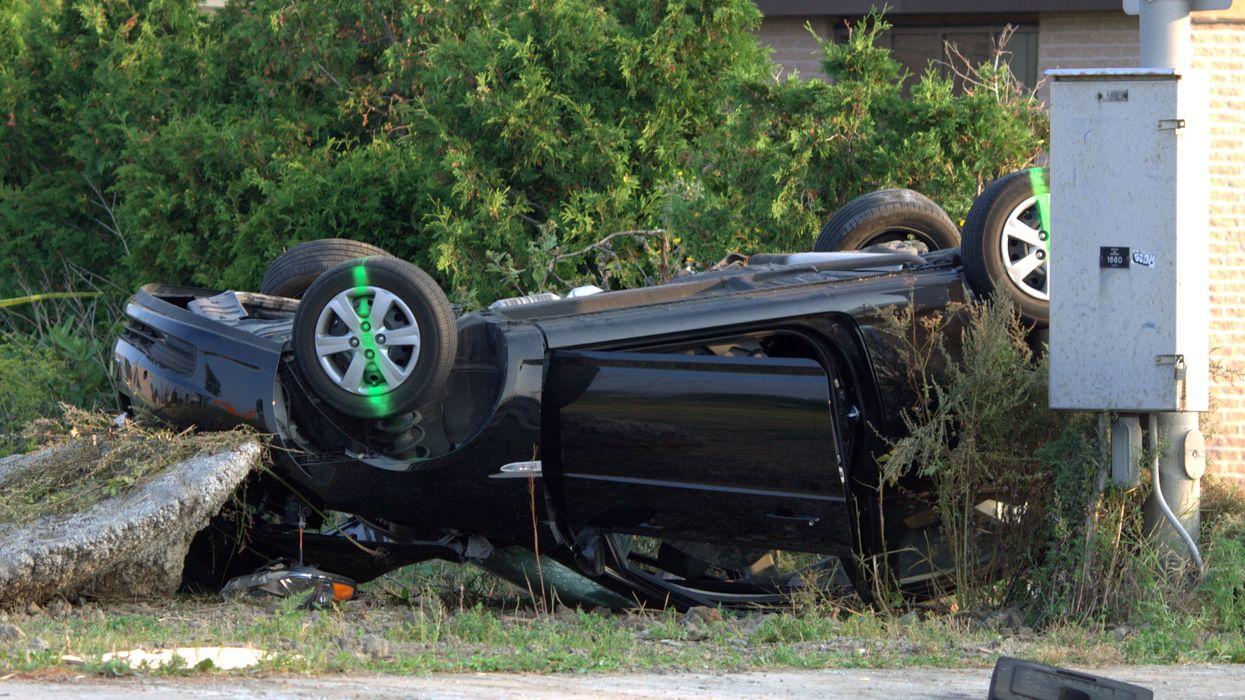 Motorist Dies Following Horrific Accident In Quebec