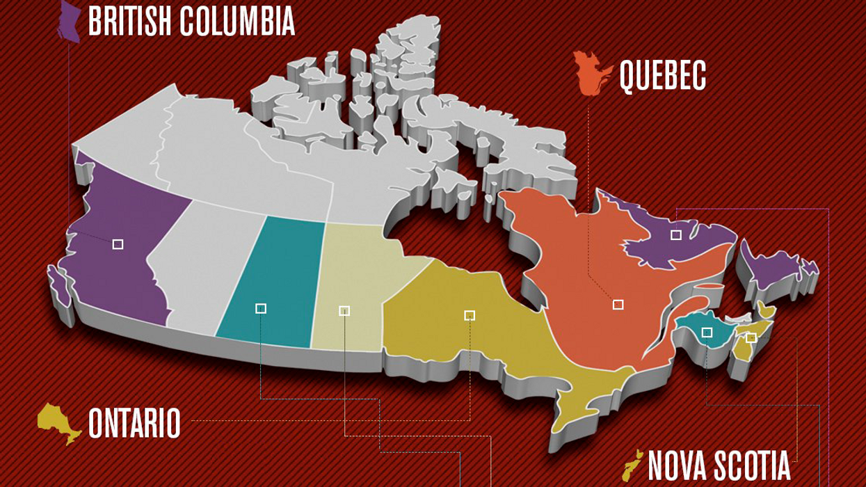 The Most Bizarre Porn Each Province In Canada Watches The Most