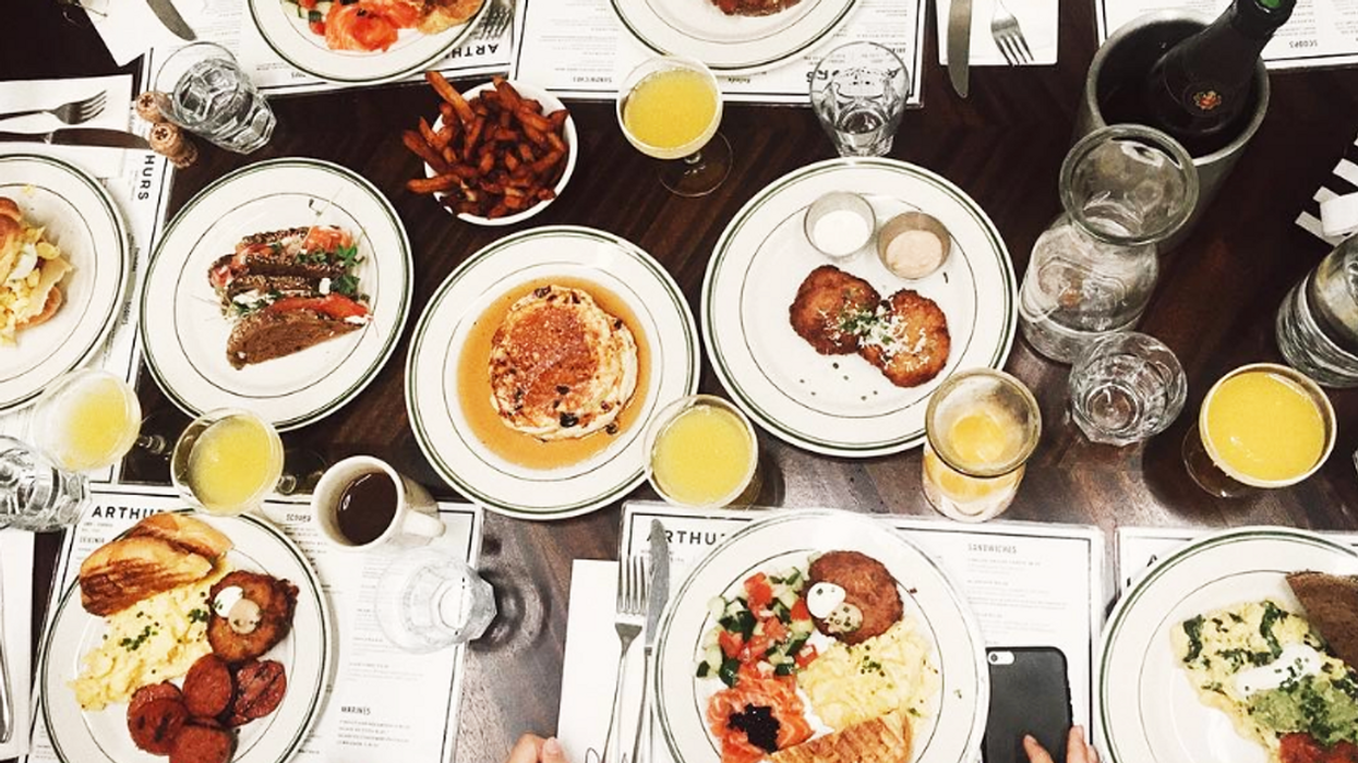 """The """"Brunch Party"""" In Montreal That You Won't Want To Miss"""