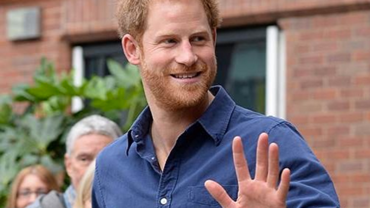 """Prince Harry Is Making A """"Royal Visit"""" To Canada Today"""