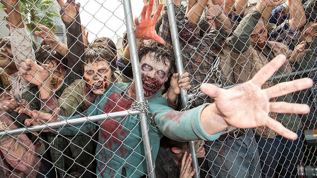 """The Super Scary """"Zombie Run"""" Near Montreal You Must Go On This Fall"""