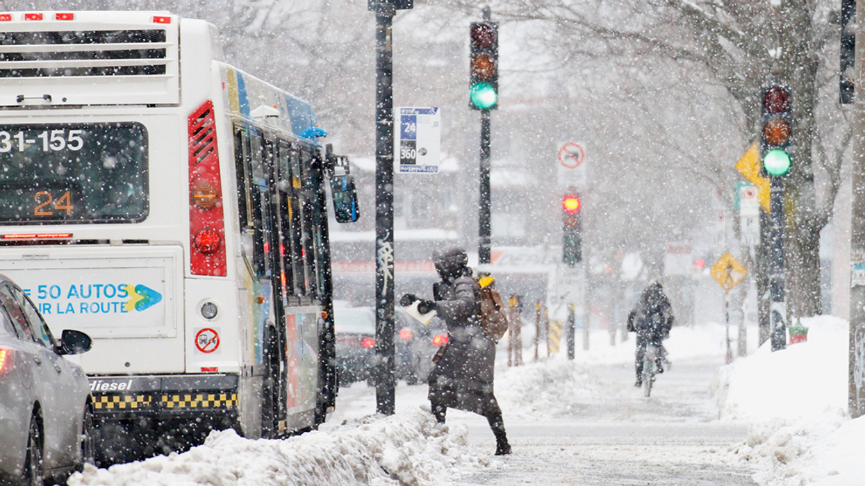 Montreal To See The First Snowfall Of The Year In October