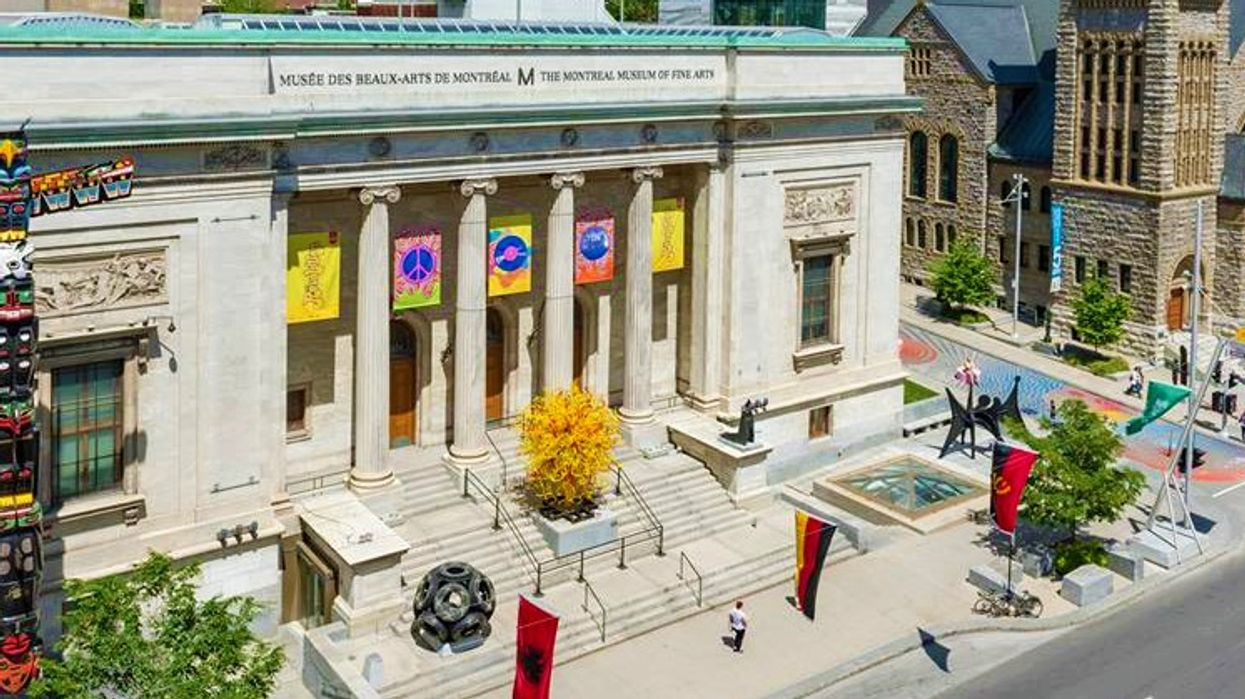 The Montreal Museum Of Fine Arts Is Now Free For Everyone Under 30