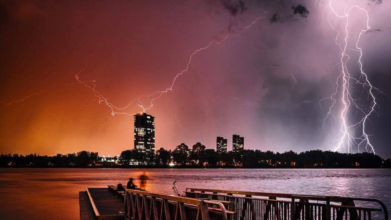 Montreal Weather Is Going To Get More F*cked Up Than Ever Before