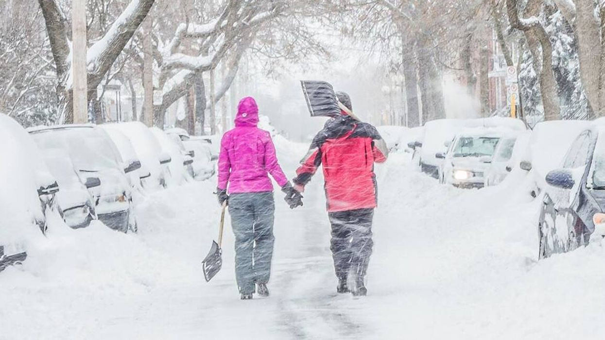 Hold On To Your Butts Montreal, Winter 2018 Will Be Longest And Coldest In Years