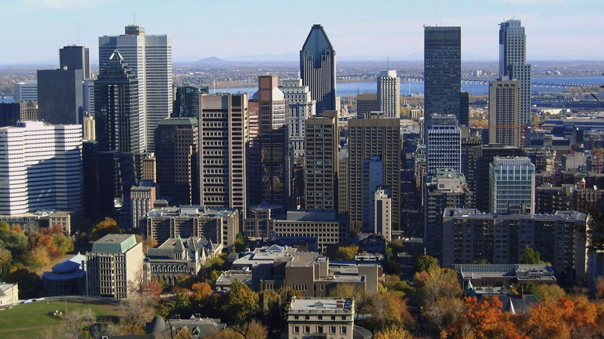 Here's How Montreal Saved The Entire World
