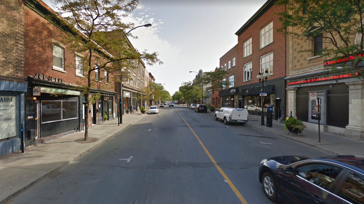 """This Street In Montreal Is Ranked For """"Best Restaurants"""" In The World"""