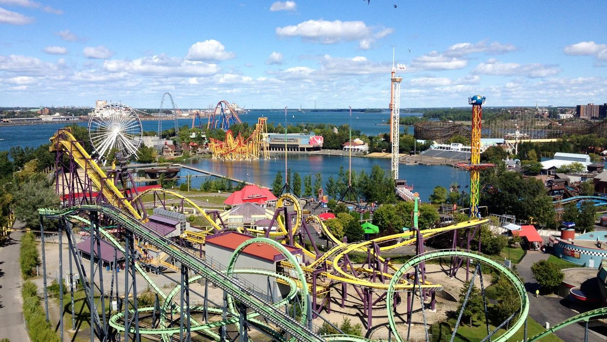 Montreal's La Ronde Is Getting Rid Of This Super Racist Ride