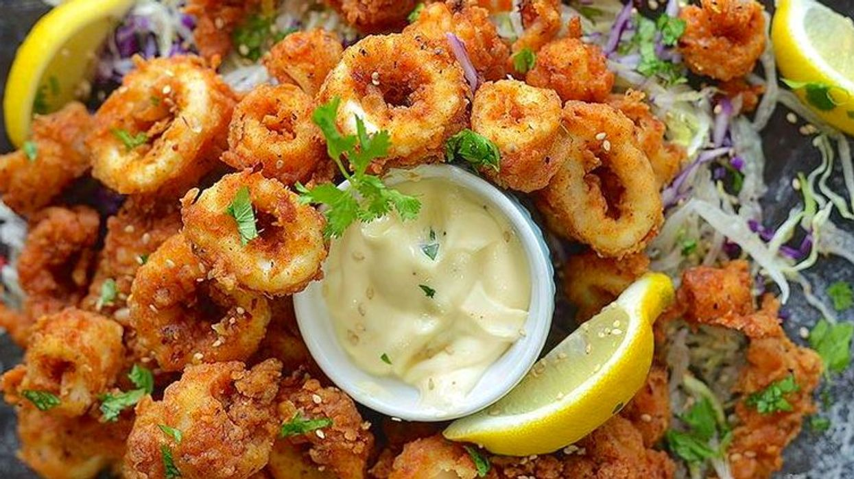 The 22 Best Calamari Restaurants In Montreal You Need To Try If You Haven't Already