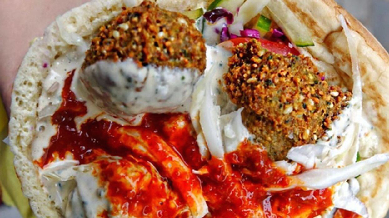 This Montreal Restaurant Will Be Giving Out Free Falafels All Day