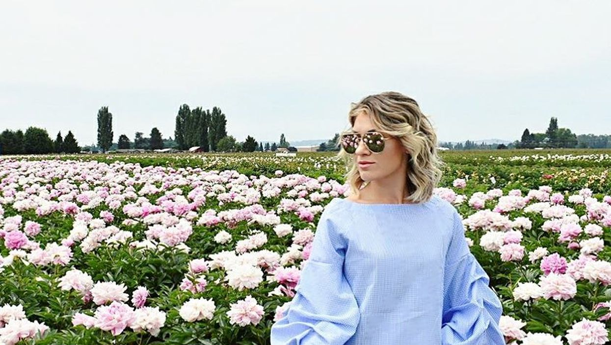 Quebec's Beautiful Peony Fields Near Montreal You Need To Road Trip To This Summer