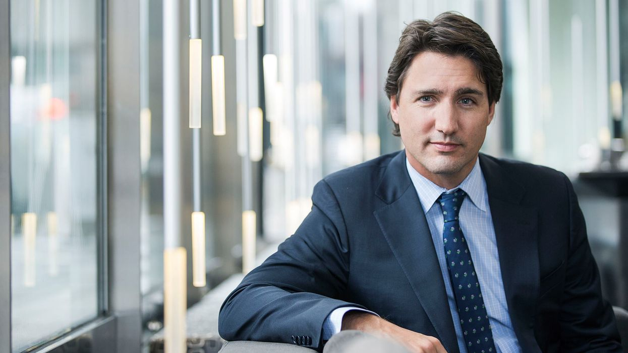 """Justin Trudeau To Be Named """"World's Best"""" Politician"""