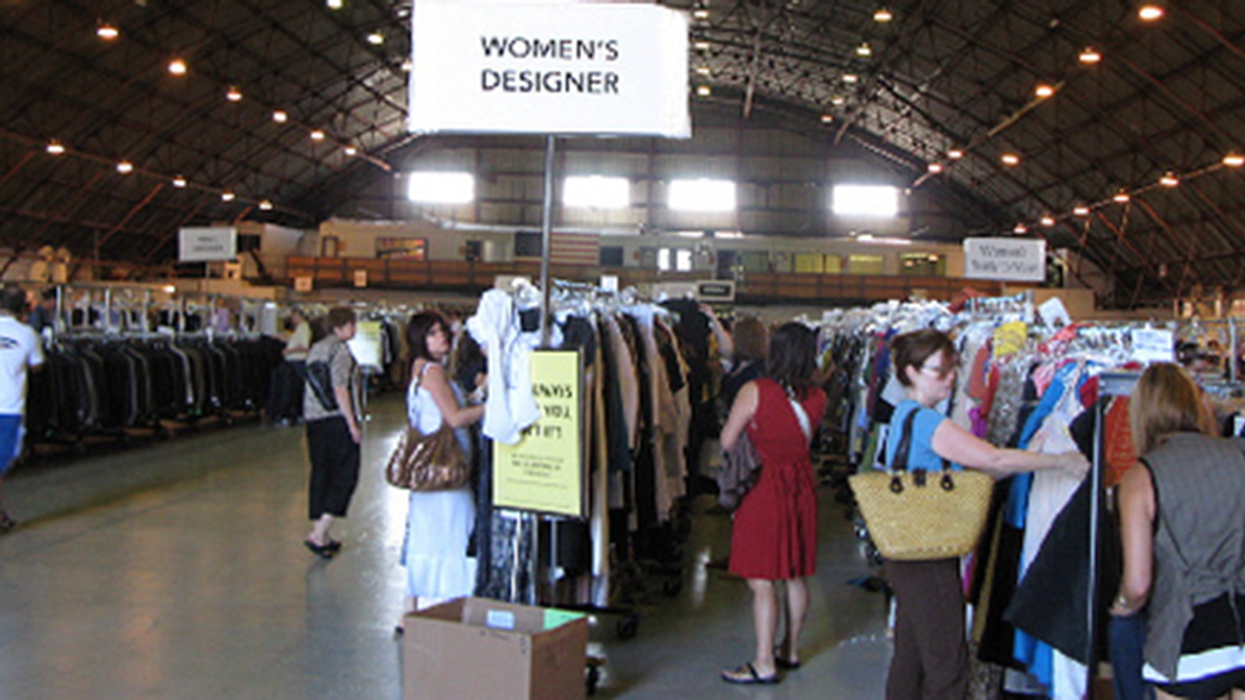 Montreal Is Having A Huge 40% Off Warehouse Sale
