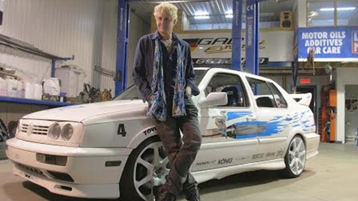 """Jesse From """"The Fast And The Furious"""" Reunited With His Jetta 16 Years Later In Quebec"""