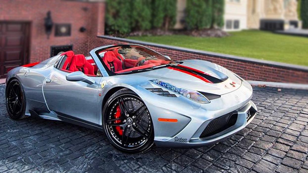 Super Rare $1,000,000 Ferrari For Sale In Montreal (Photos)