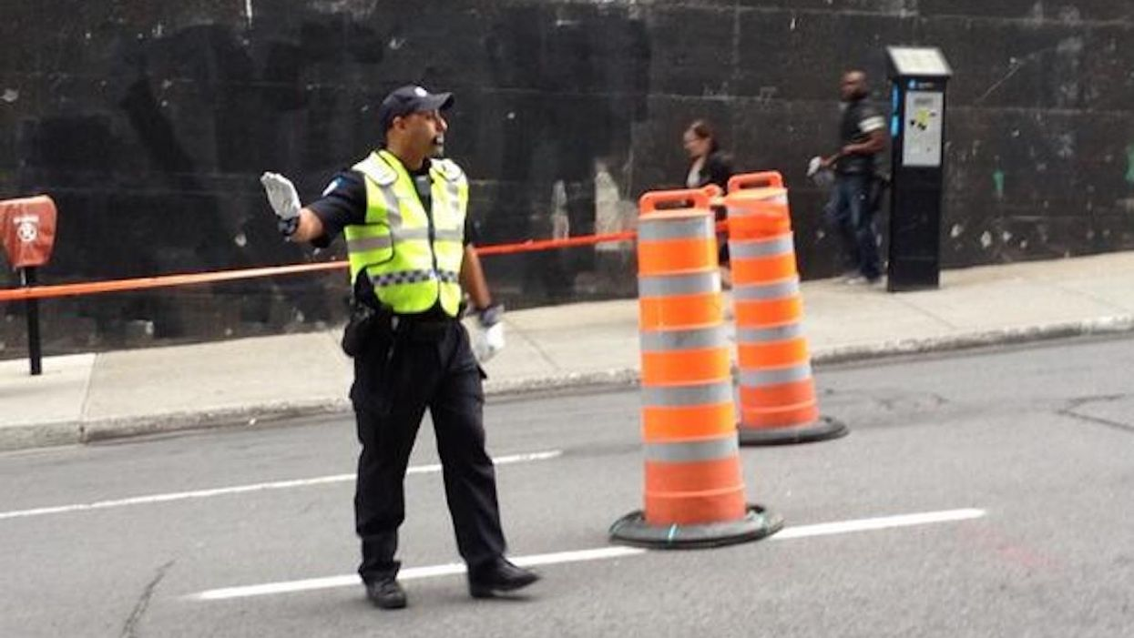 Montrealers Are Being Forced To Pay An Extra $15,000,000 To Police Because Of Construction