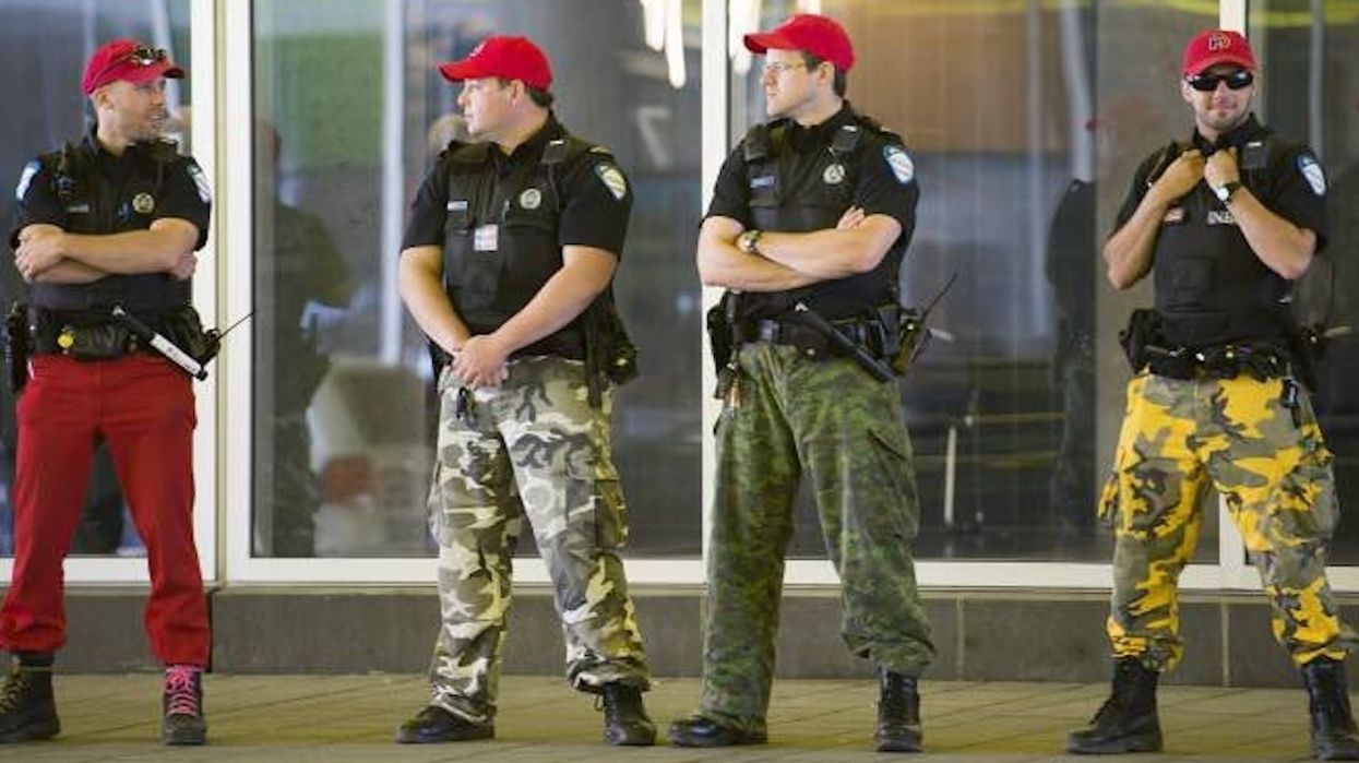 It's Official, Montreal Police Won't Ever Be Wearing Camo Pants Anymore