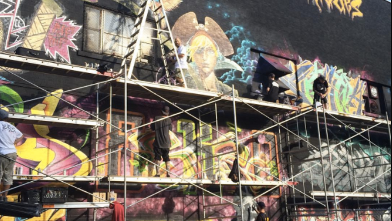 "Downtown Montreal To Host Massive ""Graffiti"" Festival"