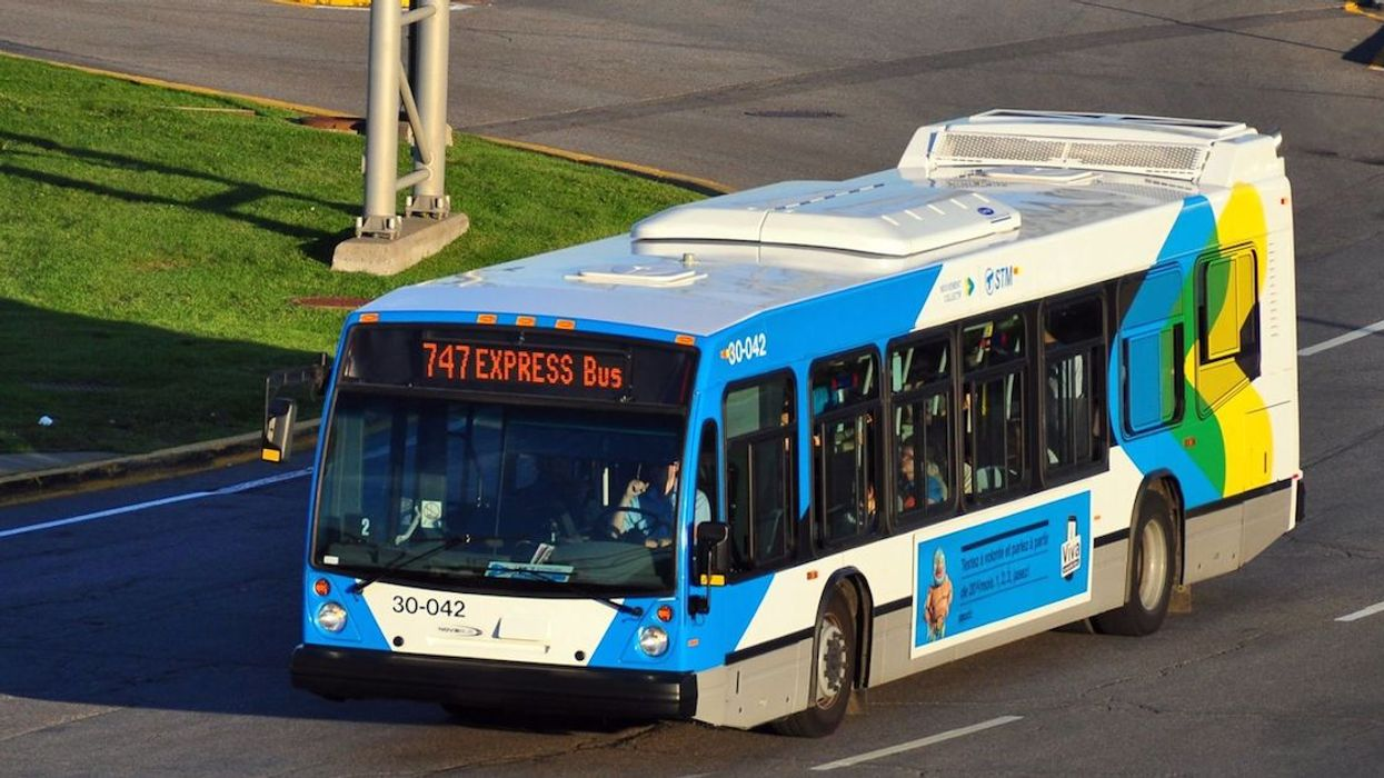 How Montreal's STM Buses Will Be Changing For The Better