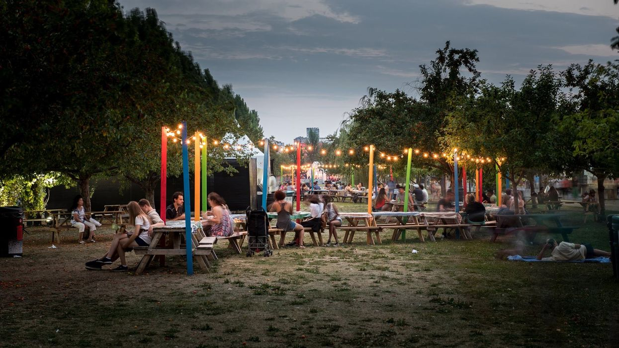 """Montreal Is Hosting Massive """"Street Food"""" Festival In The Old Port"""