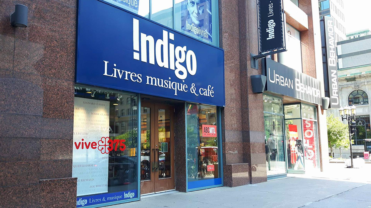 Montreal's Indigo Is Having A Huge 50% Off Summer Book Sale This Month