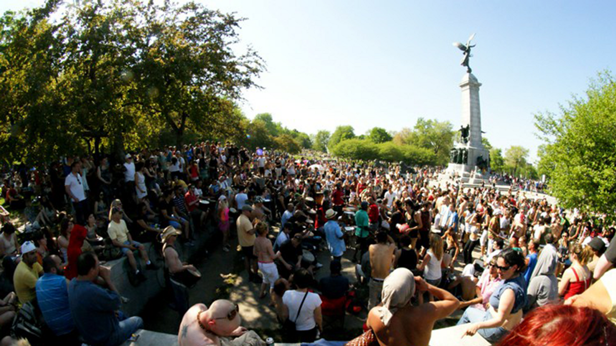 Montreal's Mount-Royal Hosting A Massive Free Outdoor Orchestra Concert This Summer