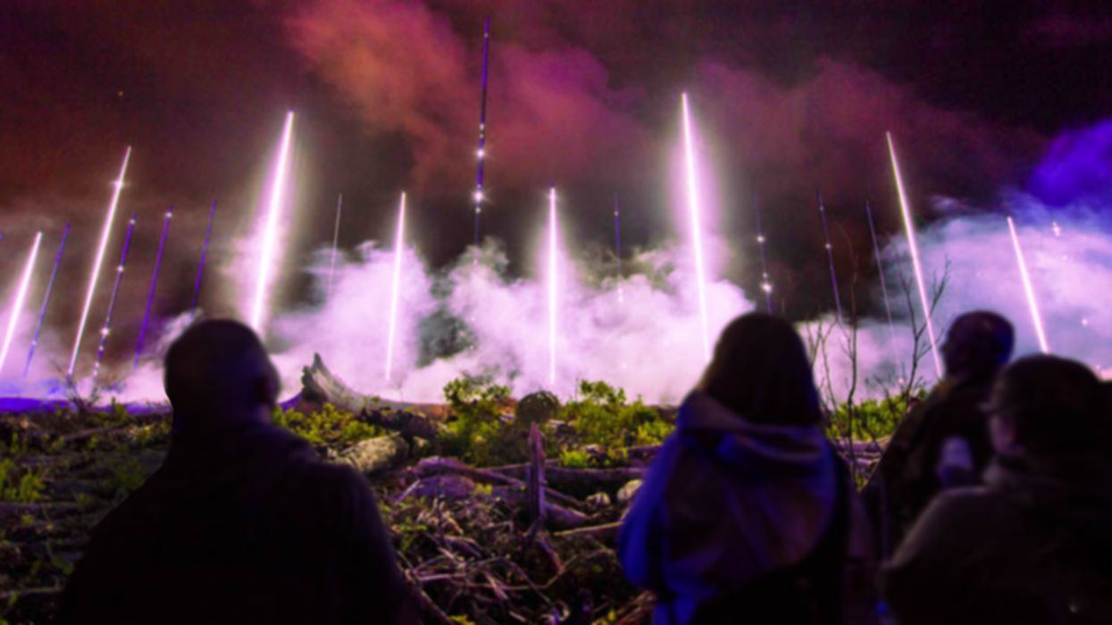 """Mont-Tremblant Is Being Transformed Into An """"Enchanted Forest"""""""