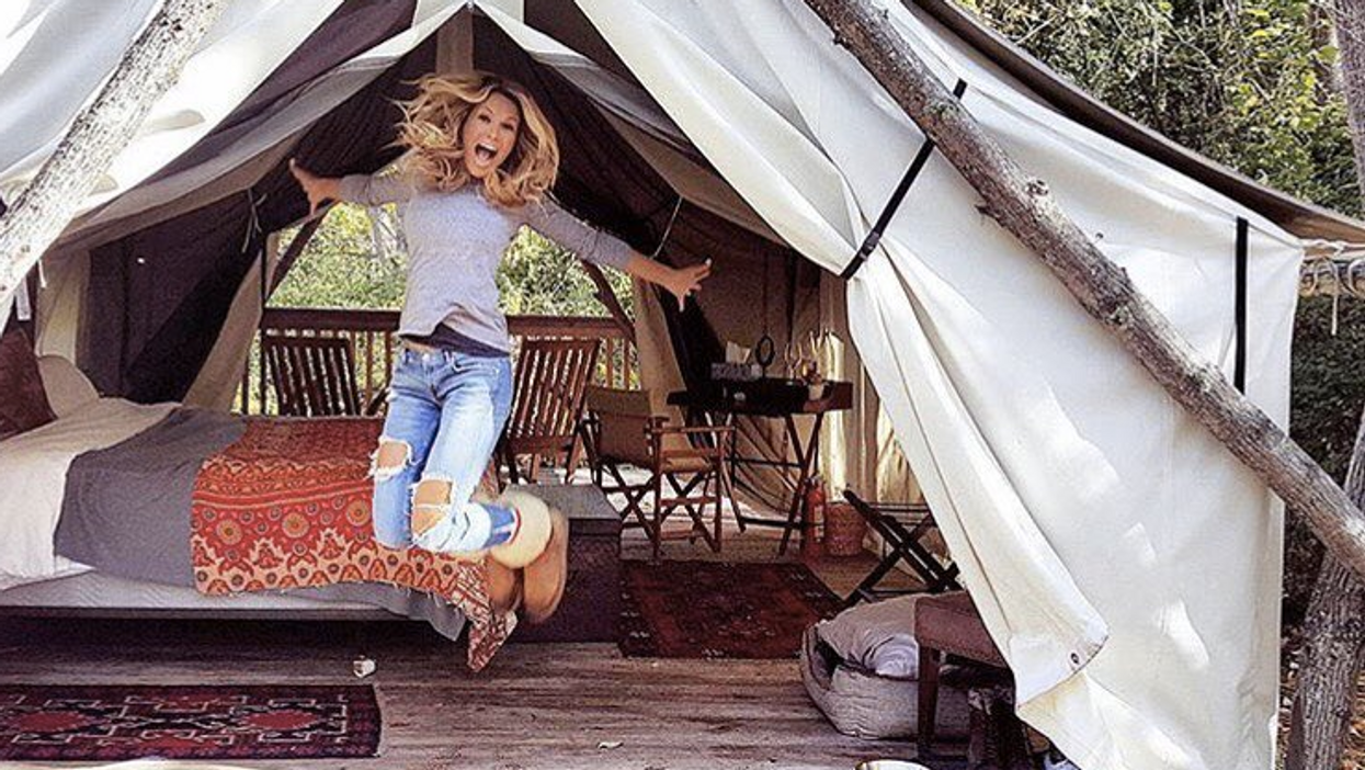 """10 Cool """"Glamping Retreats"""" You Won't Believe Are In And Around Quebec"""