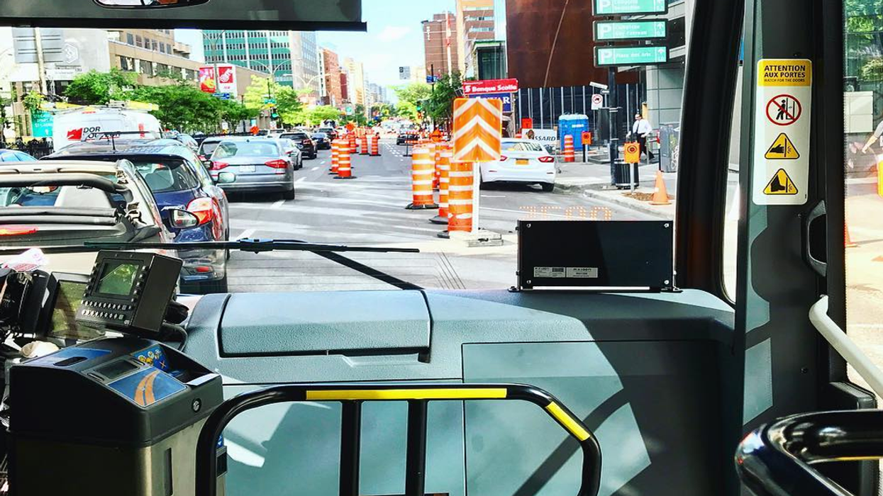 A List Of All The STM Bus Routes In Montreal That Will Be F*cked This Weekend