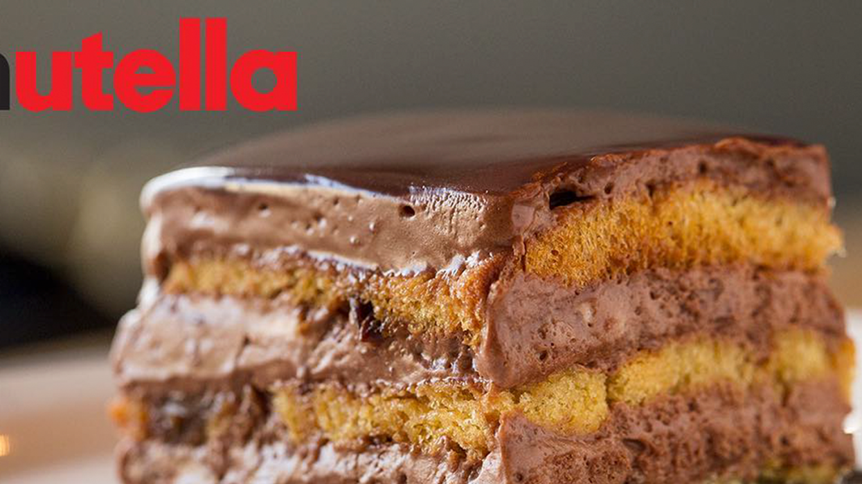 """You Can Now Get """"Nutella Cake"""" In Montreal"""